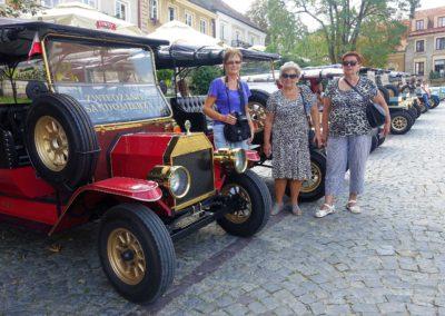 004g Parking meleksów na Rynku Starego Miasta