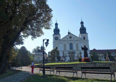 009b Klasztor w Kalwarii