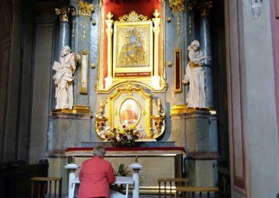 037 Kaplica pw. Matki Bożej Częstochowskiej w Katedrze
