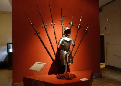 057 Zbiór Broni w Muzeum