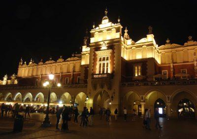 060 Kraków nocą