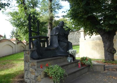 069 Pomnik Papieża Jana Pawła II