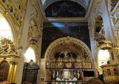 106a wnętrze Bazyliki