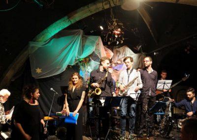 DSC04339 Koncert Jazzowy w Piwnicy pod Baranami2