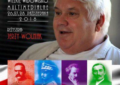 03 Reżyser widowiska Jerzy Wolniak