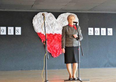 027cI miejsce Poezja M.Skowrońska