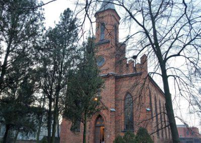 001 Kościół ewangelicko-augsburski we Włocławku