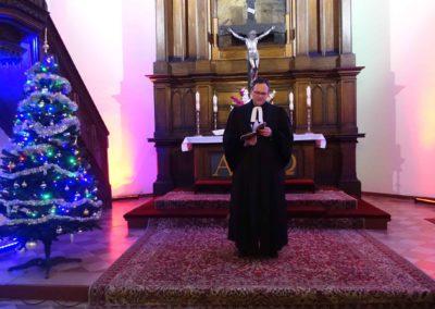 008 Liturgiczne powitanie przez Ks. Dawida Mendroka