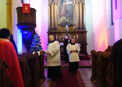 012 Zakończenie liturgii ekumenicznej