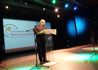 010 Rozpoczęcie II Forum Seniorów