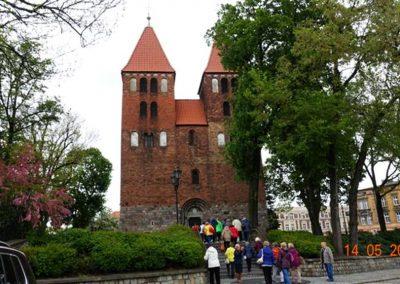 017. Kościół NMP w Inowrocławiu tzw. Ruina