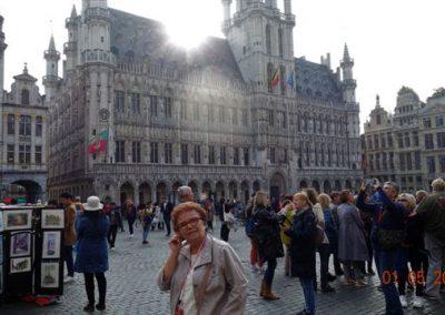 Na Rynku w Brukseli
