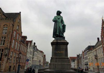 Pomnik Jana Van Eyck