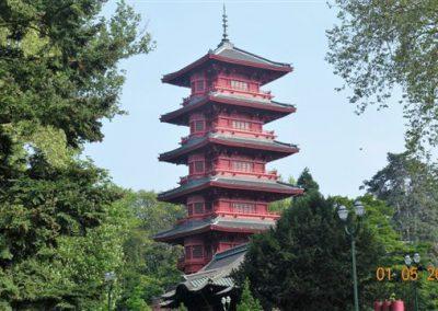 Wieża Japońska