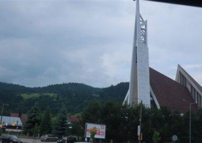 002a kościół w Krościenku