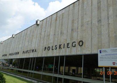 021 Muzem Początków Państwa Polskiego