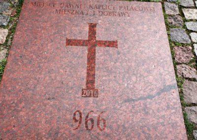 054 Miejsce Kaplicy Mieszka i Dobrawy