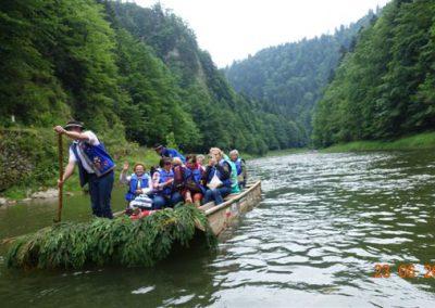 057 Spływ Dunajcem