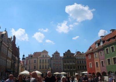 061 Kamieniczki na Starym Rynku w Poznaniu