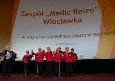 Kraków występ