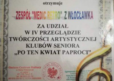 Mała Nieszawka Dyplom