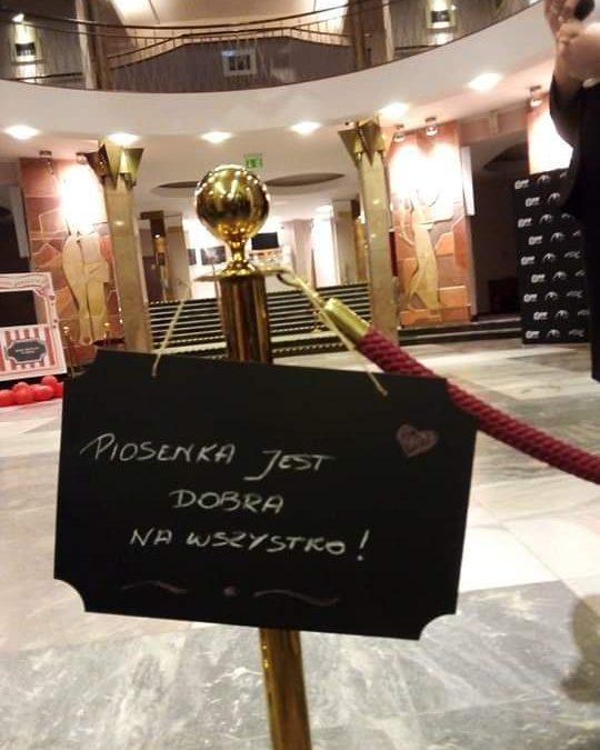 """""""Piosenka jest dobra na wszystko"""" w Teatrze Muzycznym w Łodzi"""